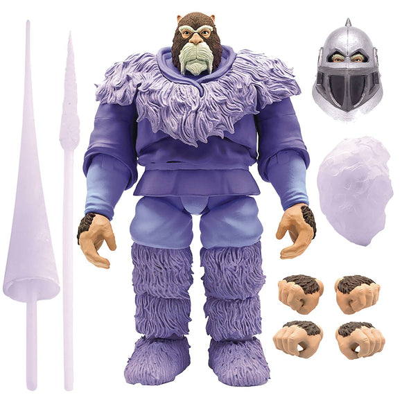 THUNDERCATS ULTIMATES WAVE 4 SNOWMAN OF HOOK MOUNTAIN AF (SHIPS FEBRUARY 2021)