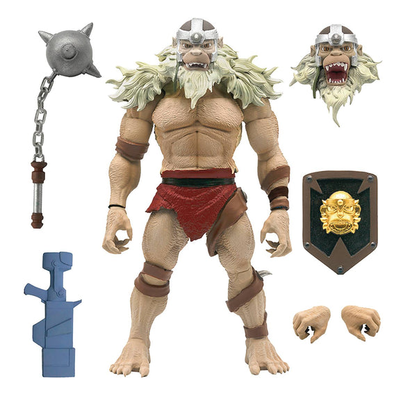 THUNDERCATS ULTIMATES WAVE 4 MONKIAN AF (SHIPS FEBRUARY 2021)