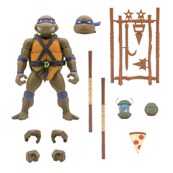 TMNT Ultimates Wave 4 - Donatello (Ships August 2021)