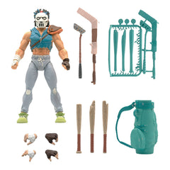 TMNT Ultimates Wave 4 - Casey Jones (Ships August 2021)