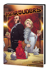 MARAUDERS BY GERRY DUGGAN HC VOL 01 (8/4/21)