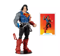 DARK KNIGHTS: SUPERMAN DEATH METAL BUILD A FIGURE (JUNE 2021)