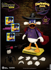 DARKWING DUCK DAH-040 DYNAMIC 8-CTION HEROES FIGURE (JANUARY 2022)