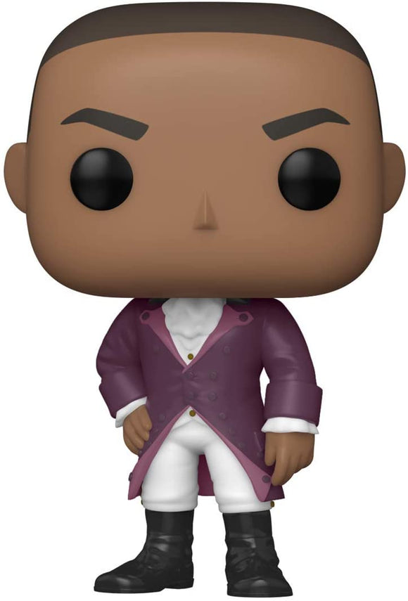 Funko Pop! Hamilton - Aaron Burr (Ship Date JULY 2021)