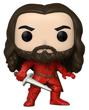 Funko Pop! Bram Stoker's Dracula - Armored Dracula without Helmet (Ships March 2021)