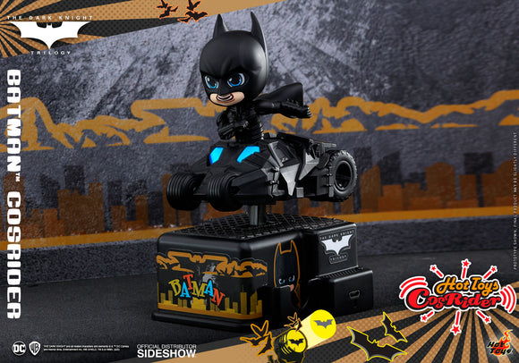 DC CosRider Series - The Dark Knight - Batman Collectible Figure by Hot Toys
