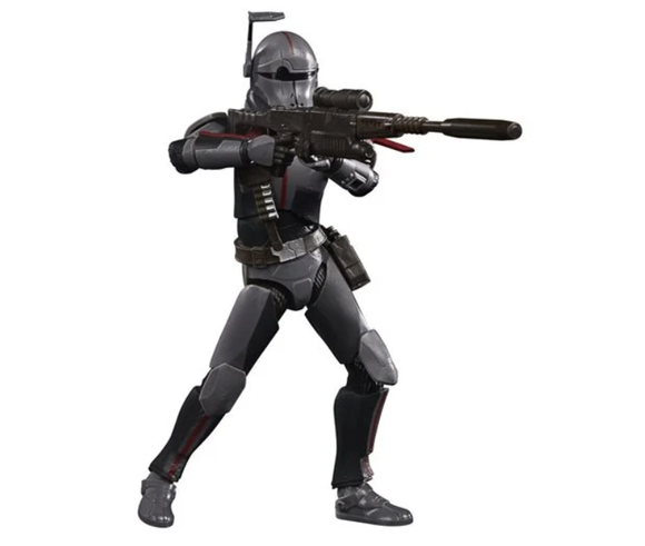 Star Wars - Black Series - Bad Batch Clone Crosshair (Ships Spring 2021)