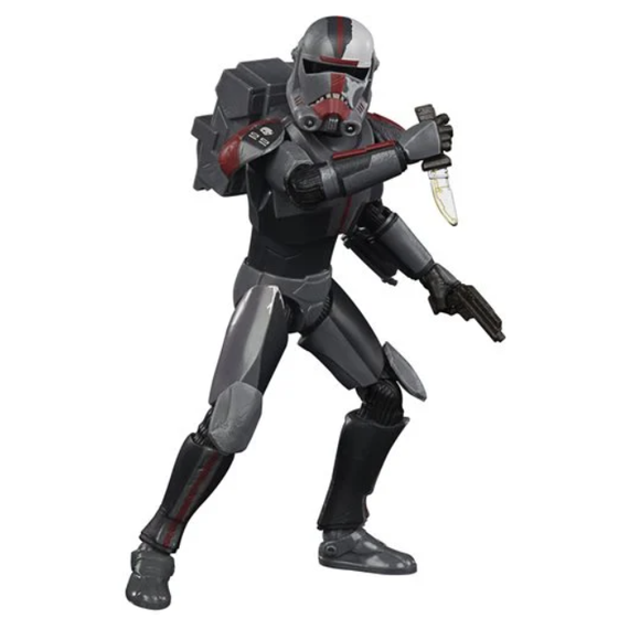 Star Wars - Black Series - Bad Batch Clone Hunter (Ships Spring 2021)