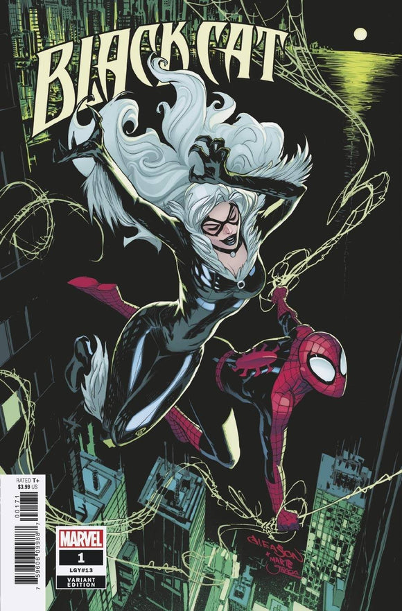 BLACK CAT #1 GLEASON VAR KIB