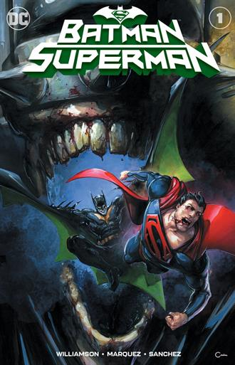BATMAN SUPERMAN #1 CRAIN VARIANT