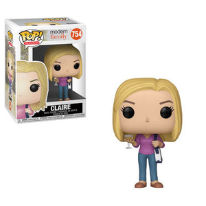 Funko Pop! Modern Family - Claire