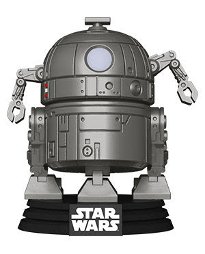 Funko Pop! Star Wars: Concept Series - R2-D2 (Ships February 2021)