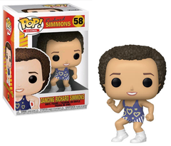 Funko Pop! Richard Simmons - Dancing Richard Simmons (Ships November 2020)