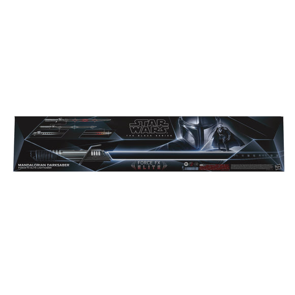 STAR WARS - BLACK SERIES - FORCE FX ELITE DARKSABER PROP REPLICA (AUGUST 2021)