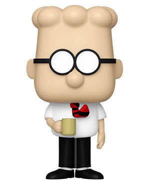 Funko Pop! Dilbert - Dilbert (Ships March 2021)