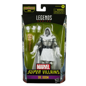 MARVEL LEGENDS - SUPER VILLAINS WAVE 1 - GOD DOOM (AUGUST 2021)
