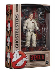 GHOSTBUSTERS PLASMA SERIES 1 - EGON SPENGLER ACTION FIGURE