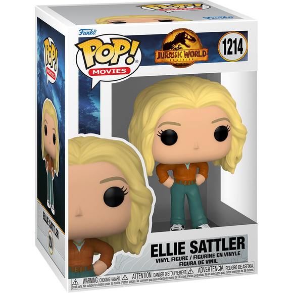 Funko Pop! The Last Of Us Part II - Ellie