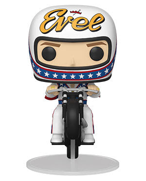 Funko Pop! Rides - Icons - Evel Knievel On Motorcycle