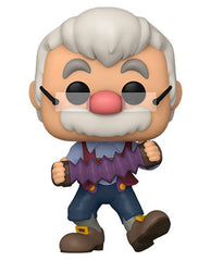 Funko Pop! Pinocchio - Geppetto w/Accordion