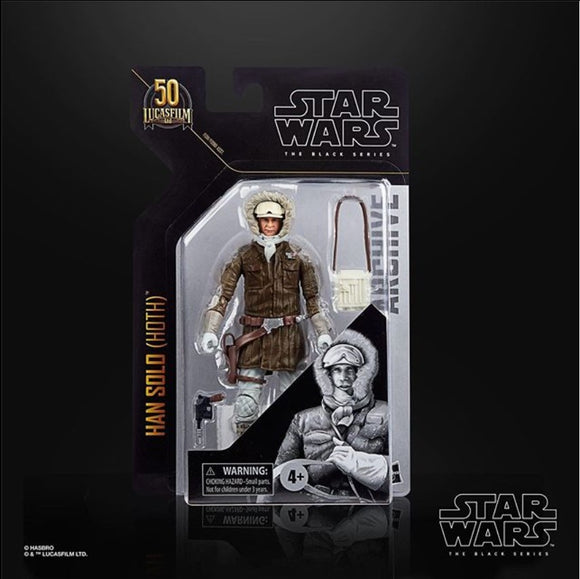 Star Wars - Black Series - Han Solo (Hoth) (Ships Winter 2020)