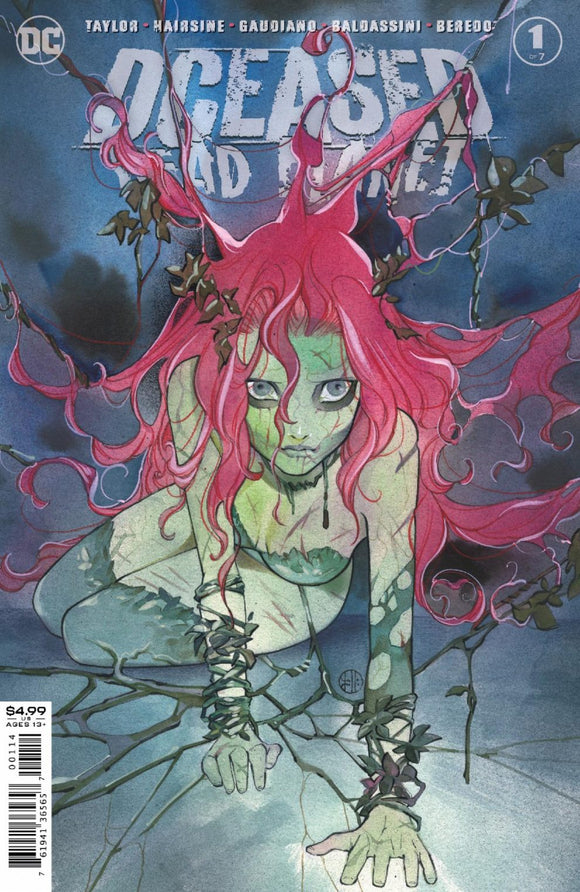DCEASED DEAD PLANET #1 (OF 6) 4TH PRINT PEACH MOMOKO VARIANT