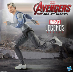 MARVEL LEGENDS - THE INFINITY SAGA - QUICKSILVER (EST SHIP DATE SEPT 2021)