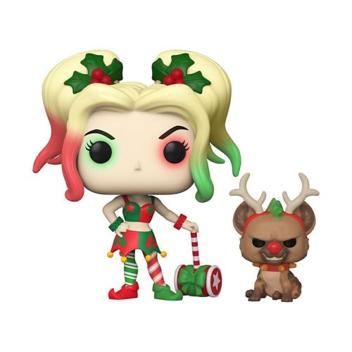 Funko Pop! DC Holiday - Harley Quinn (Ships October 2020)
