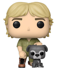 Funko Pop! Crocodile Hunter - Steve Irwin with Sui