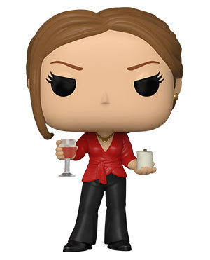 Funko Pop! The Office - Jan Levinson w/ Wine & Candle