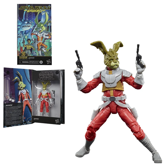 Star Wars - Black Series - Jaxxon (Ships June/July 2021)
