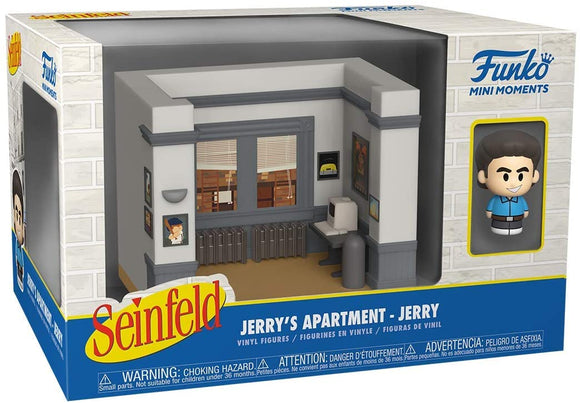 Funko Mini Moments - Seinfeld - Jerry (Ships June 2021)