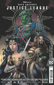 JUSTICE LEAGUE #59 CVR C JIM LEE SNYDER CUT VARIANT (3/17/21)