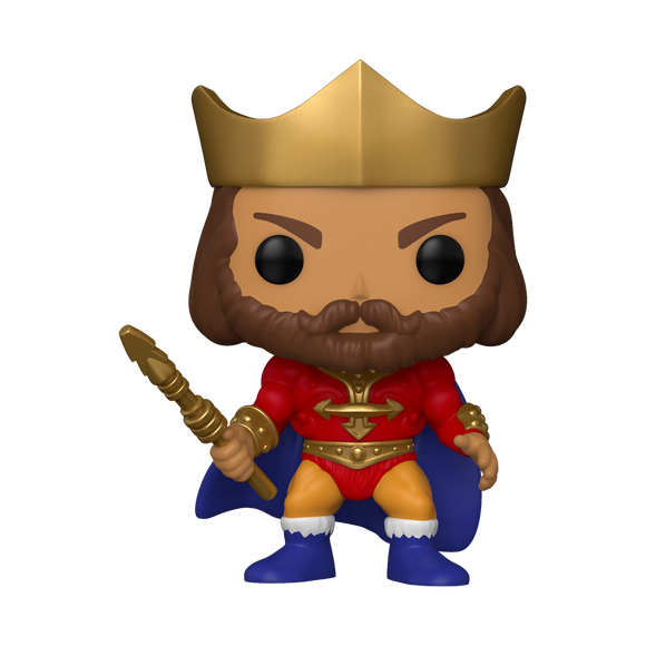 Funko Pop! Masters Of The Universe - King Randor