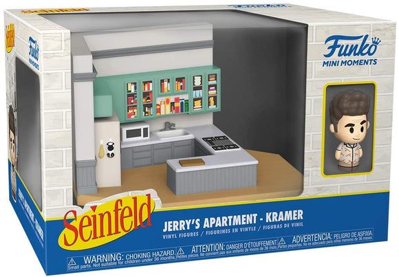 Funko Mini Moments - Seinfeld - Kramer (Ships June 2021)