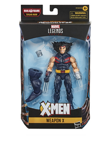 MARVEL LEGENDS - AGE OF APOCALYPE SERIES - WEAPON X - Collector Cave