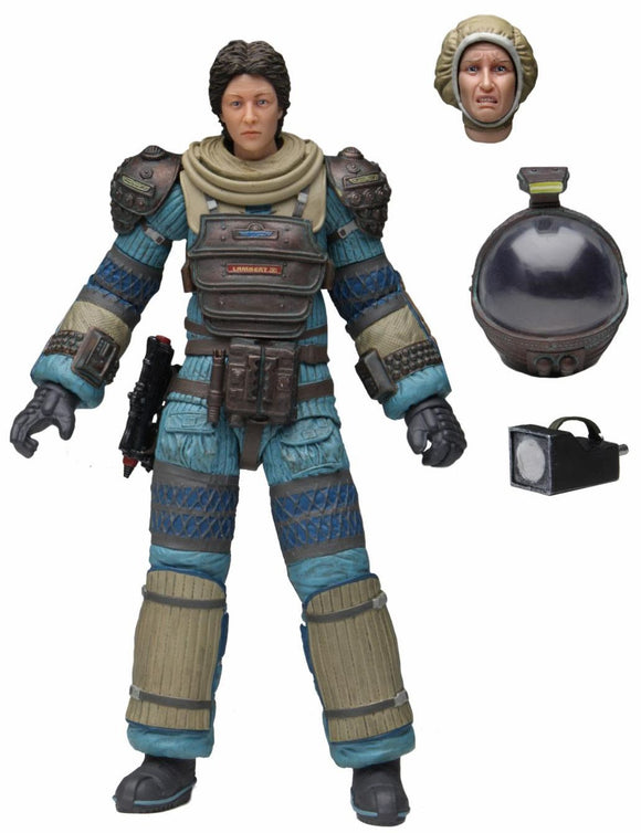 "Alien – 7"" Scale Action Figure – 40th Anniversary Series 4 - Lambert (Compression Suit)"