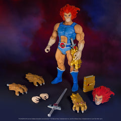 THUNDERCATS ULTIMATES - WAVE 1 - LION-O VERSION 2 (JANUARY 2022)