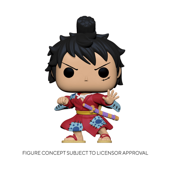 Funko Pop! One Piece - Luffy in Kimono (Ships April 2021)