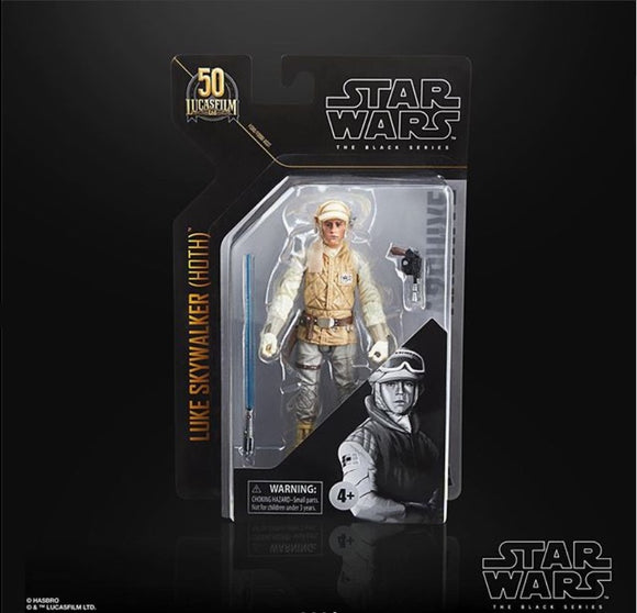 Star Wars - Black Series - Luke Skywalker (Hoth) (Ships Winter 2020)