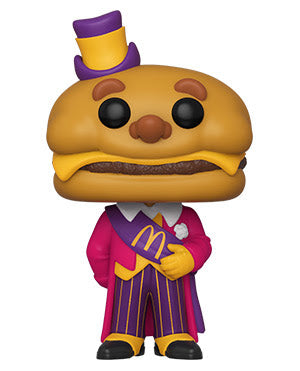 Funko Pop! Ad Icons - McDonald's - Mayor McCheese (Ships November 2020)