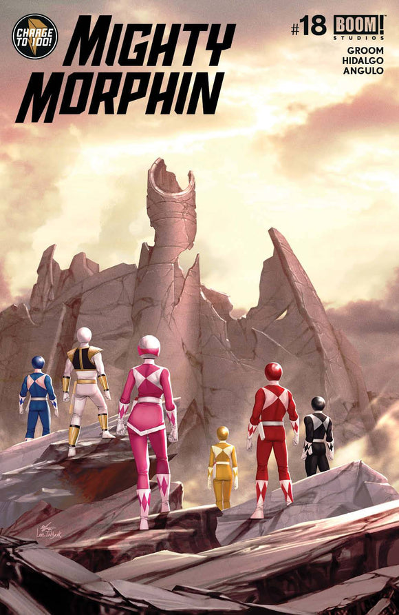 MAGNIFICENT MS MARVEL #18 (2/24/21)