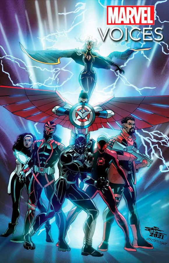MARVELS VOICES INDIGENOUS VOICES #1