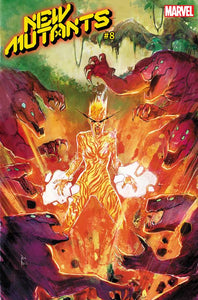 NEW MUTANTS #8 DX