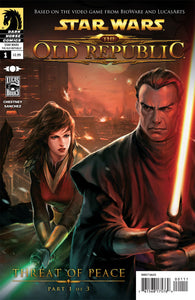 STAR WARS THE OLD REPUBLIC #1 ATTIK STUDIO VARIANT