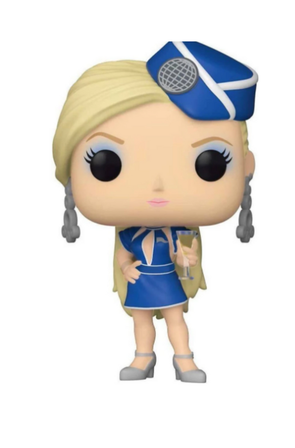 Funko Pop! Britney Spears - Stewardess Britney (Ships TDB)