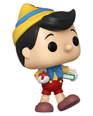 Funko Pop! Pinocchio - School Bound Pinocchio (Ships March 2021)