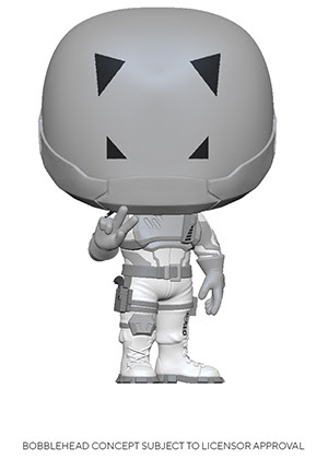 Funko Pop! Fortnite Wave 6 - Scratch (Ships January 2021)