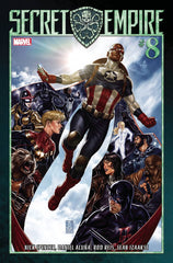 SECRET EMPIRE #8 (OF 10)