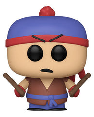 Funko Pop! South Park - Shadow Hachi Stan (Ships October 2020)
